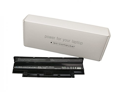 ipc-computer Batterie 58Wh Compatible avec la Serie Dell Inspiron 17R (N7010)