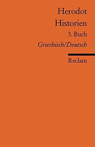Historien. 3. Buch: Griech./Dt. (Reclams Universal-Bibliothek)