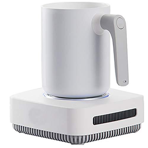 JCX - Mini frigorifero portatile di raffreddamento istantaneo, con raffreddamento rapido e raffreddante per bevande e acqua estremamente veloce, D