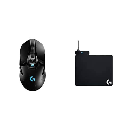 Logitech G903 Lightspeed kabellose Gaming Maus Powerplay Wireless Charging Gaming Mouse Pad fur Logitech G903 und G703