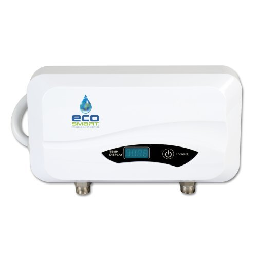 Ecosmart POU 6 Point of Use Electric Tankless Water Heater, 6 KW by EcoSmart