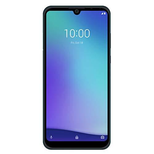 "ZTE Blade A5 2020 (32GB, 2GB) 6.09"" HD Edge to Edge Display, 3200mAh Battery, Dual SIM GSM Unlocked US 4G LTE (T-Mobile, AT&T, Metro, Straight Talk) International Model (Green)"