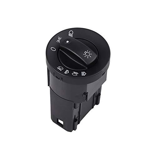 EMEI Justech New Foic Light Footlight Interruptor 8E0941531A Ajuste para VW Audi A4 8E B6 B7 Año 2000-2007 17 Pines Car Light Switch