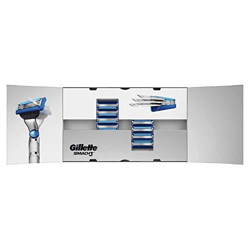 Gillette Mach3Turbo cuchillas de afeitar para hombre 8recambios