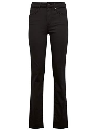 Mavi Damen Jeans Straight Leg DARIA Double Black STR 33 32