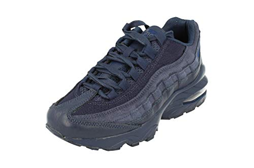 Nike Air MAX 95 AMD BG Running AO5436 Sneakers Turnschuhe (UK 4.5 us 5Y EU 37.5, Midnight Navy 400)