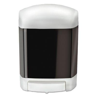 Clear Choice dispensador de jabón a granel, 50 oz de capacidad, color blanco