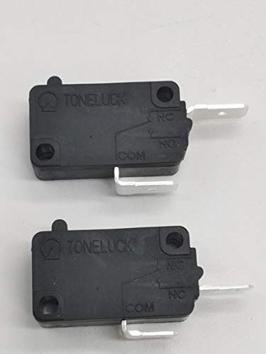 SZM-V16-FA-63 SZM-V16-FD-62 Microondas Horno Puerta Micro Interruptor Reemplazo para LG GE Starion Microondas