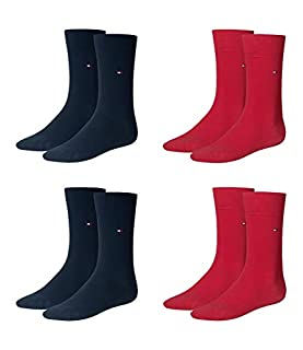 Tommy Hilfiger Th Men Variation Stripe Sock 2P Chaussettes, Multicolore (Tawny Port), FR: 39-42 (Taille fabricant: 39/42) Homme (B00IOH6AD2) | Amazon price tracker / tracking, Amazon price history charts, Amazon price watches, Amazon price drop alerts