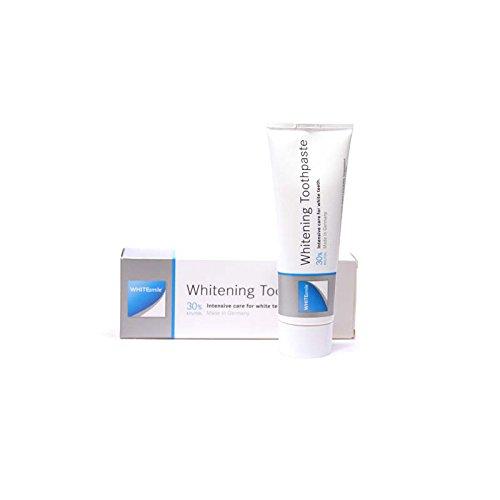 WHITEsmile Whitening Toothpaste Zahncreme 75ml, 6er Pack (6x 75ml)