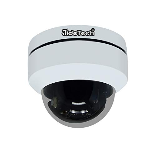 HD 1080P PTZ Outdoor POE Security IP Dome Camera