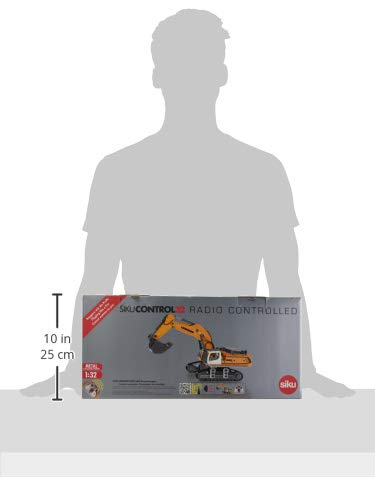RC Auto kaufen Baufahrzeug Bild 3: Siku 6740 - Liebherr R980 SME Raupenbagger Fahrzeuge*