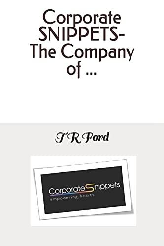 Corporate SNIPPETS -The Company of ...: Because Young Adults Have Hearts 2!
