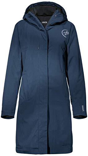 Preisvergleich Produktbild Uvex K26 Damen-Parka - Dunkelblaue Frauen-Outdoor-Jacke XS