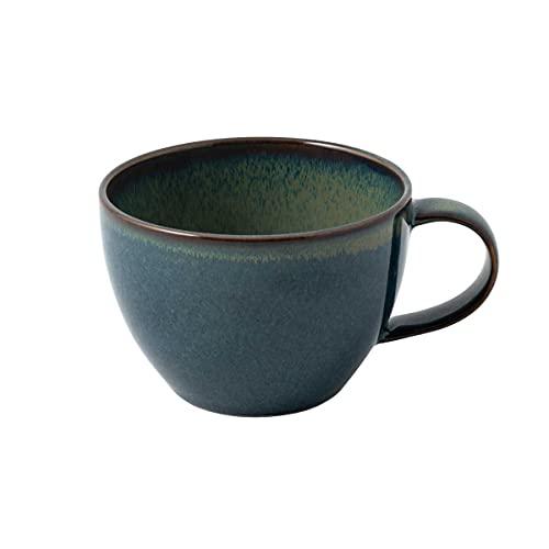 Villeroy & Boch Like Handmade Breeze - Taza de café (0,25 L, 4 unidades)