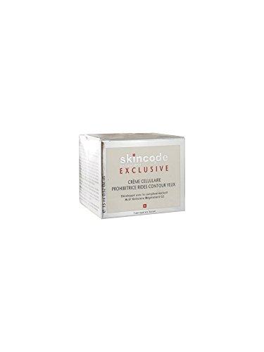 Skincode 5007 - Crema celular prohibidor de arrugas para contorno de ojos