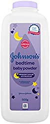 Johnson's Baby Bedtime Calming Baby Powder With Naturalcalm Aroma (Jasmine And Lily), 0.5 kilograms