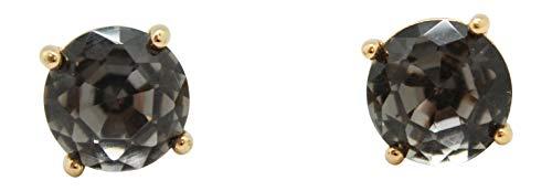Kate Spade Black 'Diamond' Earrings