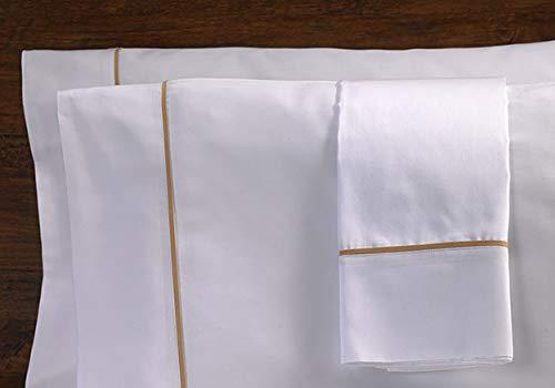 Westin Ultra Luxe Pillowcases - Soft, Luxurious 600 Thread Count Cotton Pillowcases -