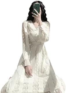 ملابس نسائية عالية الجودة، ملابس صيفية جديدة طويلة الأكمام - فستان صيفي جديد بأكمام طويلة