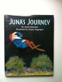 Juna's Journey 0399220100 Book Cover