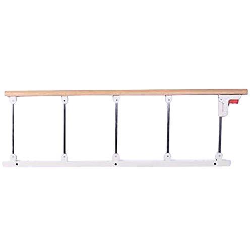XJJUN Barrière De Lit Home Assist Handle Elderly Barrière De Sécurité for Lit De Bébé Foldable Adult Bed Safety Rail,2 Colours, 3 Sizes (Color : A, Size : 122x40cm)