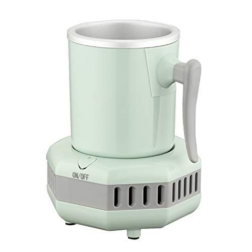 YICO Mini Refrigerador, Mini Neveras para Habitacion Hervidor de Agua Eléctrico de...