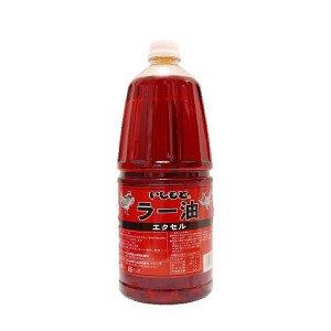 いしもと ラー油(エクセル)1.6�s(1.8L)