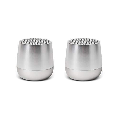 Lexon Twin Mino Bluetooth-Lautsprecher,...