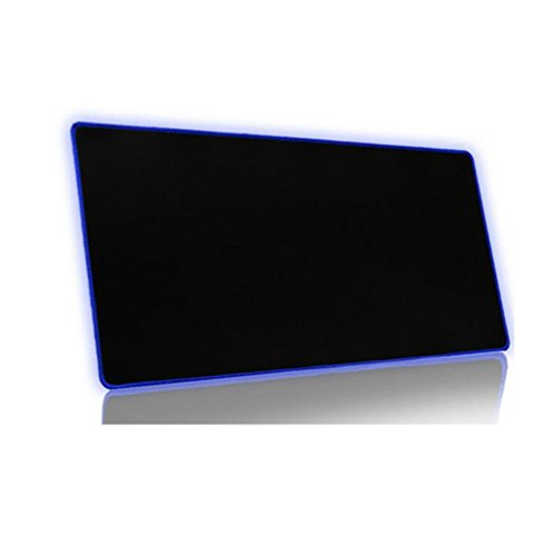 23'x12' Functional Large Mouse Pads Non-Slip Rubber Base Official Mouse Pad Game Mouse Pad Gaming Mouse Mat (Blue)