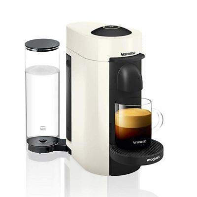 Nespresso 11398 Vertuo Plus Special Edition, by Magimix, Coffee Capsule Machine, ABS, 1260 W, White