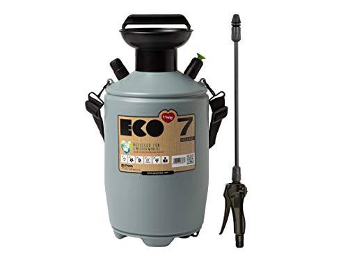 epoca Ecolove Pulverizador a presión, 7 litros, Gris, 30 x 30 x 30 cm