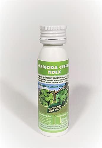 Herbicida selectivo césped 1 mochila 25ml. Fluroxipir 20%. Control y la eliminación de malas hierbas de hoja ancha en el césped.