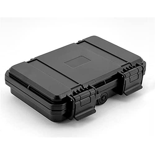 Caja herramientas almacenamiento Caja de herramientas Caja sellada Hardware hermético Rafty Tool Caja de instrumento Contenedor de almacenamiento en seco bloqueable con espuma precortada MULTI-TAMAÑO