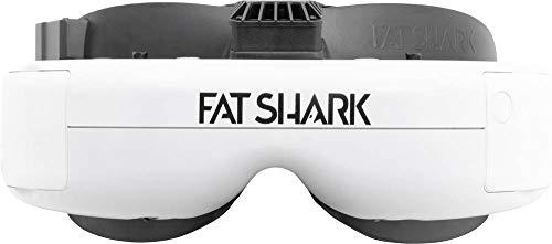 FAT SHARK HDO FPV-Brille Incl. Monitor 1024 x 768 Pixel