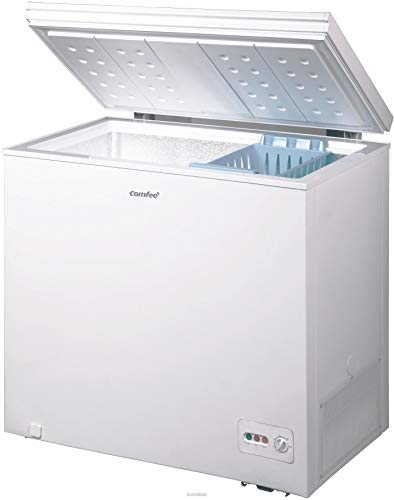 Comfee HS258CN1WH Libera installazione A pozzo 203L A+ Bianco congelatore
