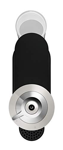 Krups XN910B Nespresso Vertuo Next Kaffeekapselmaschine | 1,7 Liter Wassertank | Kapselerkennung durch Barcode | 6 Tassengrößen | Power-Off Funktion | aus 54 % recyceltem Kunststoff | Light Grey