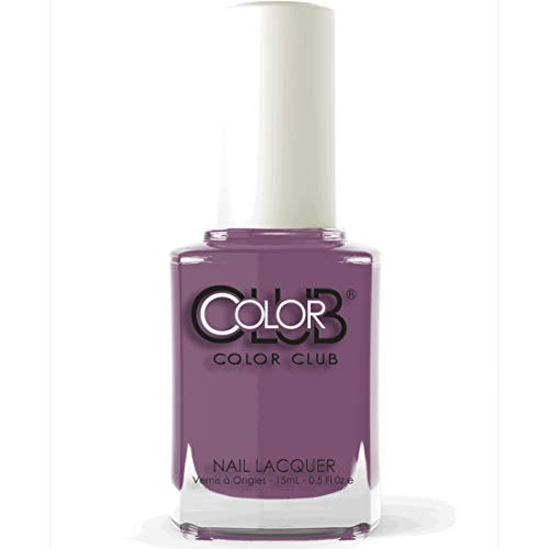Color Club Nail Lacquer - Wild Mulbery Collection - Talk Dirty To Me - 0.5oz / 15mL