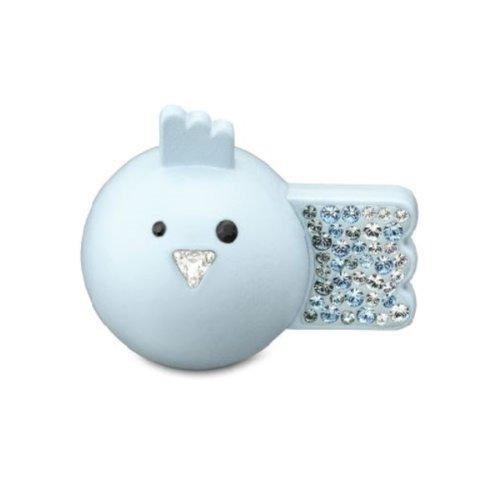 Swarovski Damen-Schmuck-Anhänger-USB-Stick, Maurice Blue 4GB 3.6x3.1 cm 1079778