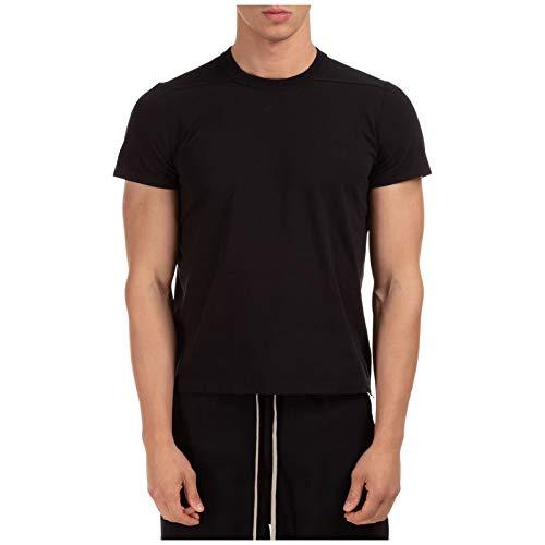 Rick Owens Hombre Camiseta Nero M