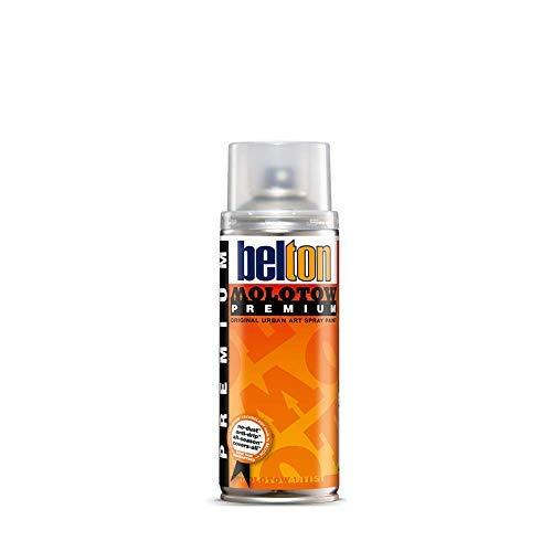 Belton Molotow Premium Artist Line transparent 400ml Sprühdose, Farbe: 303 verkehrsrot transparent