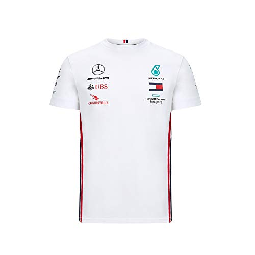 MAMGP Offizielles 2020 Mercedes-AMG F1 Team Herren T-Shirt Polo-Shirt Lewis Hamilton