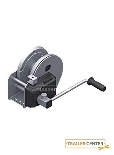 AL-KO- Seilwinde gebremst PLUS • Typ 1201 PLUS mit Abrollautomatik • ohne Seil / Band bis 1150kg