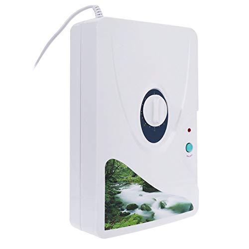 WOIQ Ozonator für Wassersterilisator, Ozongenerator Luftreiniger Obst Gemüse Sterilisation Ozondesinfektor