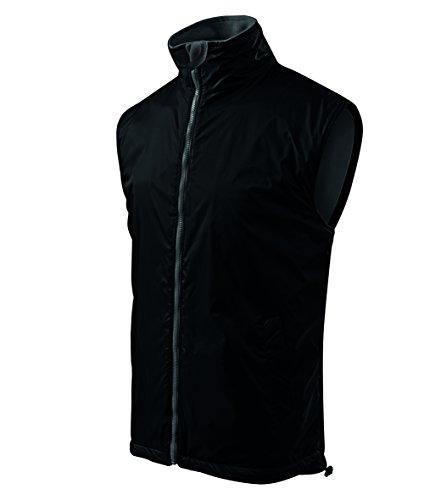 Gilet Bodywarmer matelassé Fonction pour & Loisirs Gilet Outdoor XL Noir