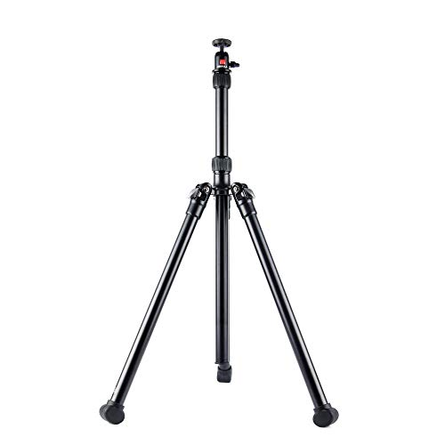 Nebula Mars Portable Projector Stand, Lightweight Projector Holder with Adjustable Height (26 to 57 Inches) and 360° Swivel Ball Head