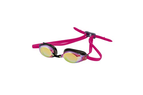 Aquafeel Glide Spiegelbrille - Silber