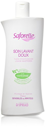 Saforelle Soin Lavant Doux Lot de 2 x 500 ml