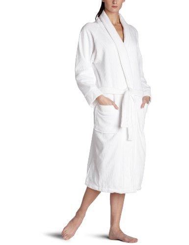 - Christy Luxury Egyptian Cotton Small-Medium Robe, White