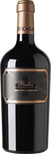 BOBOS FINCA CASA LA BORRACHA 2017 (Caja 3 botellas)